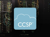Certified Cloud Security Professional: CCSP - Product Image