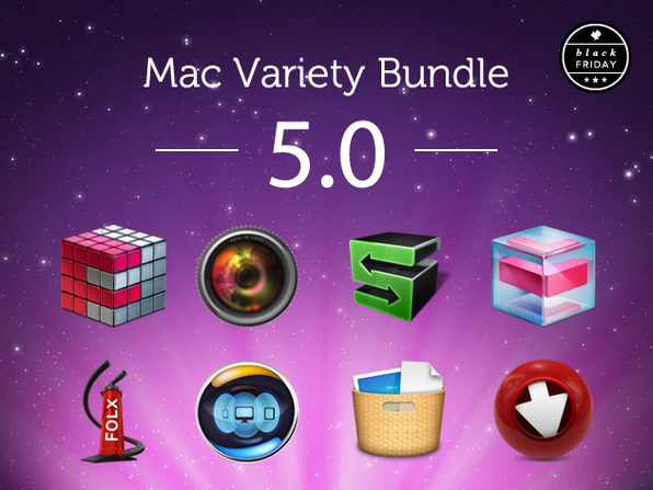 The Mac Variety Bundle 5.0 - Product Image