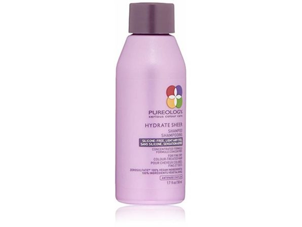 Pureology 42231 Hydrate Sheer Shampoo, 1.7oz - Product Image