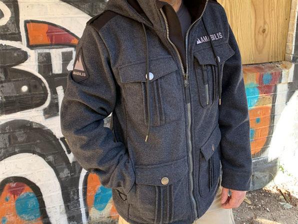 AMABALIS® Heavy Metal Jacket (XL)