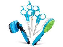 BOSHEL Pet Grooming Hair Remover & Detangling Brush  Bundle - Product Image