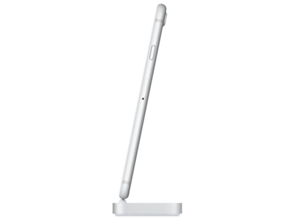 Apple iPhone Lightning Dock for iPhone 8, 7, 6, 5 - Silver