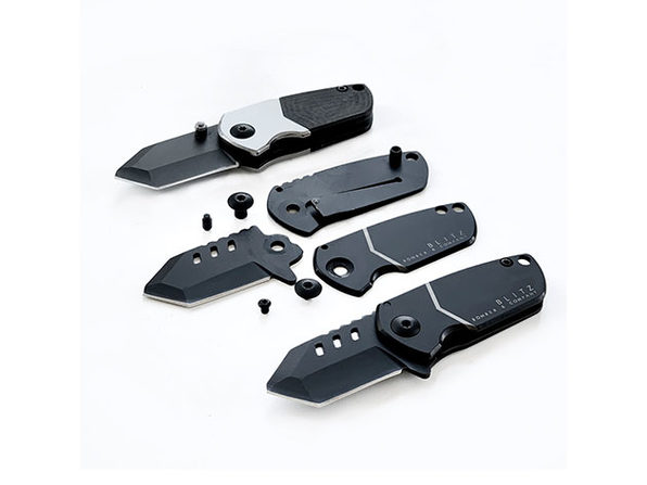BLITZ Mini Tactical Pocket Knife