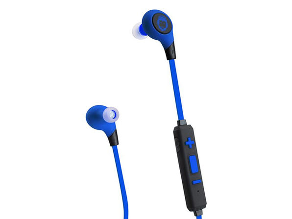 bkhc sport bluetooth earbuds blue stacksocial. Black Bedroom Furniture Sets. Home Design Ideas