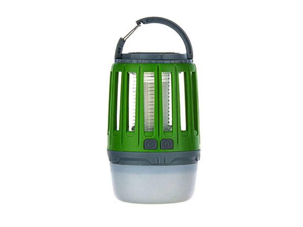 3-in-1 Waterproof Bug Zapper Lantern (Green)