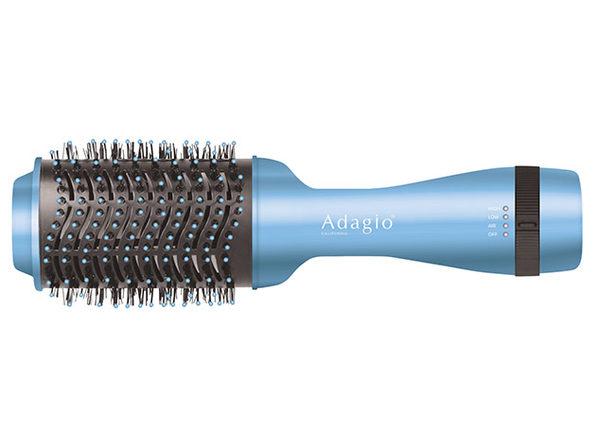 Adagio Blower Brush (Baby Blue)