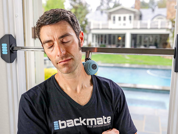 The Backmate Massage System