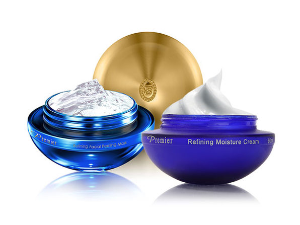 Daily Moisture Cream and Refining Peel Off Mask