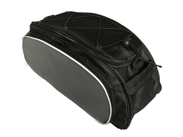 Double Carrying Bicycle Rear Bag