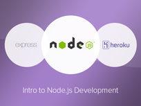 Introduction to Node.js Development Course - Product Image