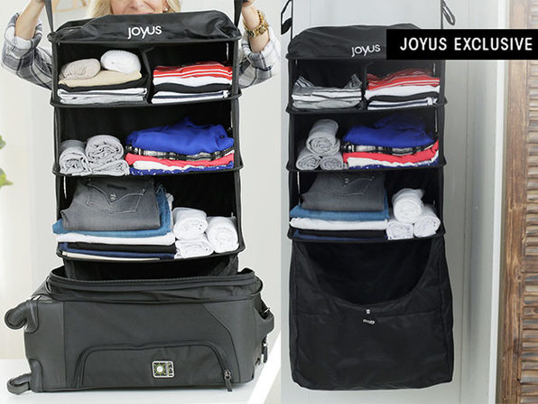 Joyus Exclusive Luggage Shelf