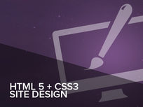 HTML5 & CSS3 Site Design Online Short Course - Product Image