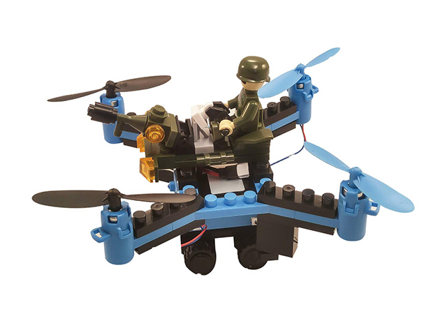 Construct Your Personal Drones With Black Friday Entry To These DIY Kits product 162789 product shots1