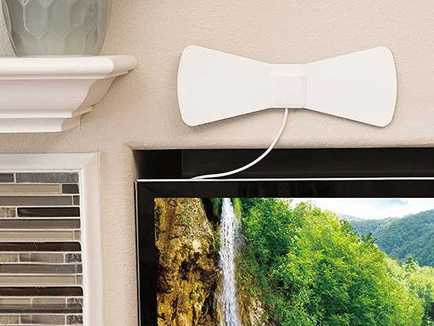 ANTOP Paper Thin 30-Mile AT-105 Indoor HDTV Antenna