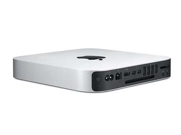 Apple Mac Mini Intel Core i5, 512GB SSD - Silver (Refurbished)
