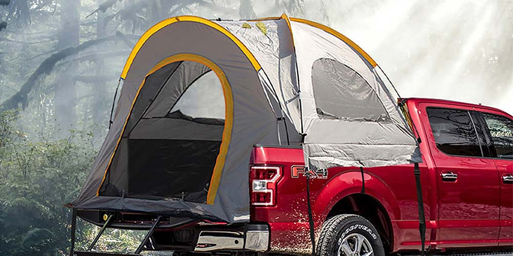 Pickup Truck Bed Tent,