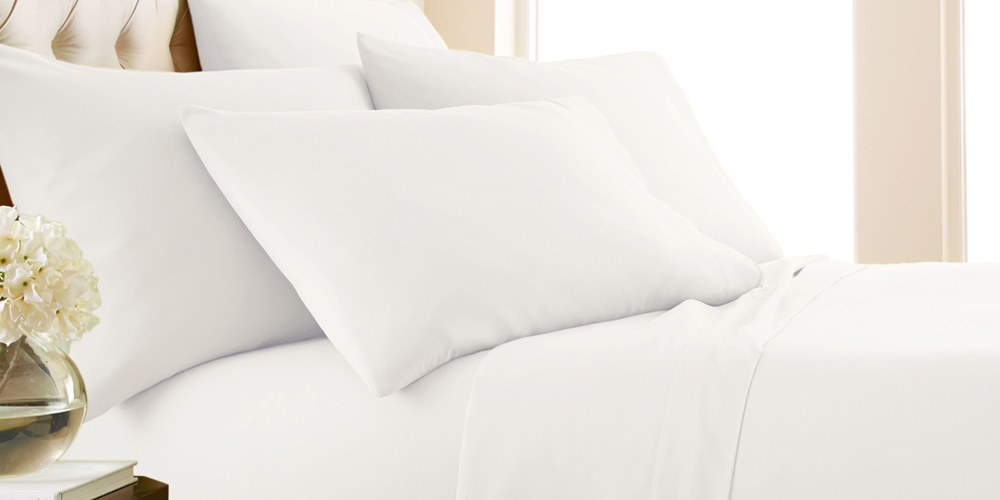 Bamboo Comfort Luxury 6-Piece Sheet Set, on sale for $38.99 (67% off)