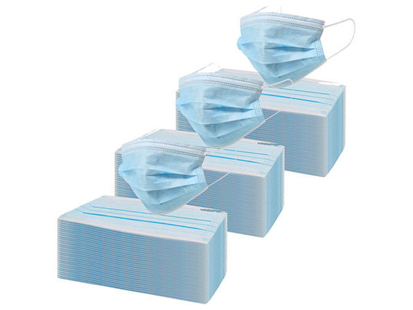 Non-Medical Face Mask Bundle (150-Pack)