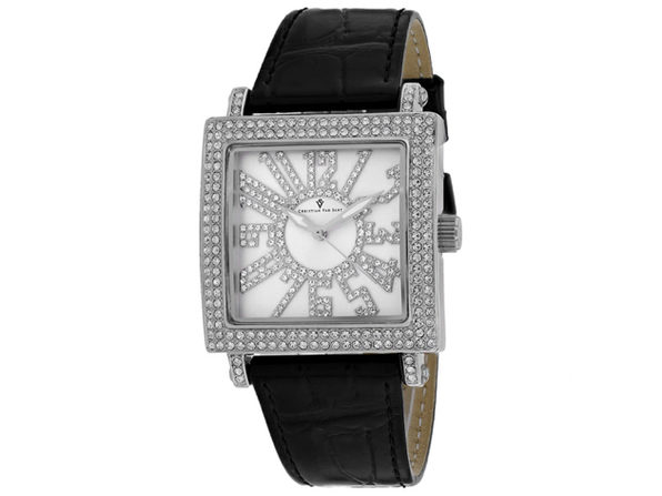 Christian Van Sant Women's Silver Dial Watch - CV0240 - Product Image