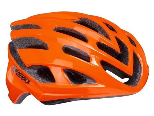 Diamondback Podium Road Bike Helmet 55-61cm Circumference, Large - Flash Orange (New)