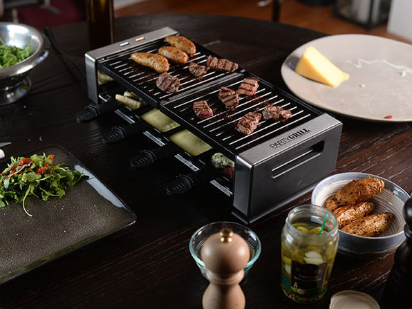 Party Grill®: Raclette Tabletop Grill
