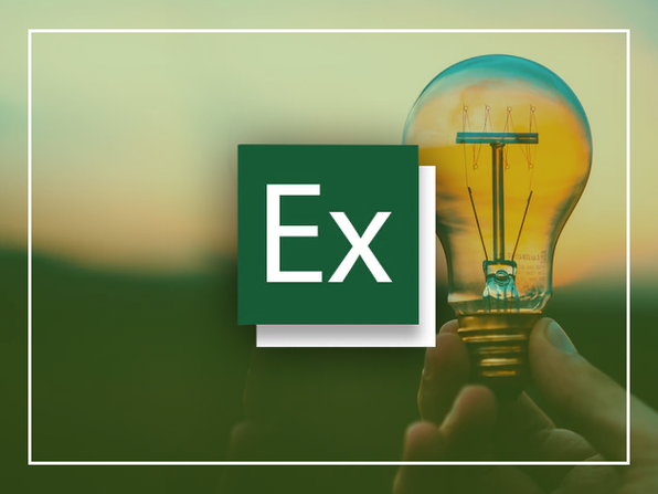 Advanced PivotTables in Excel  - Product Image