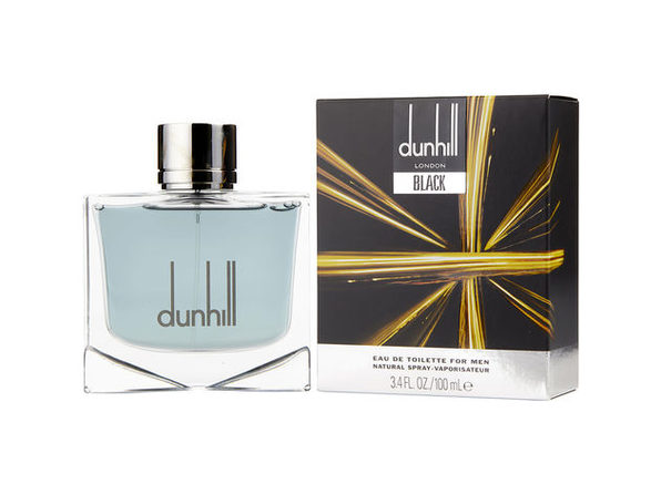 Dunhill Black By Alfred Dunhill Edt Spray 3.4 Oz For Men (Package Of 4) - Product Image
