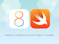 Bonus: Complete iOS 8 & Swift Course - Product Image