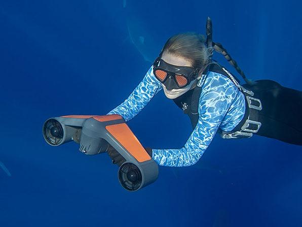 Trident: Underwater Scooter
