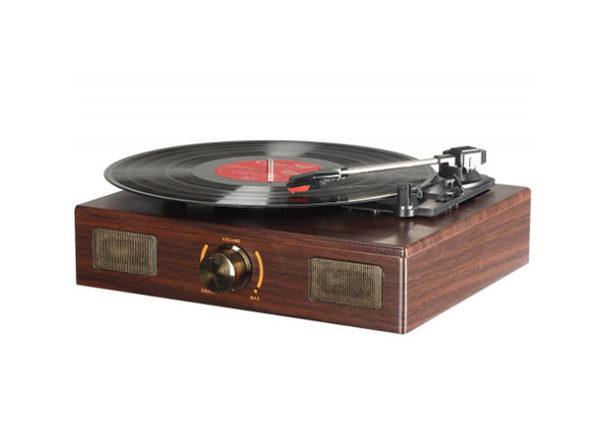 LuguLake Vinyl Record Player