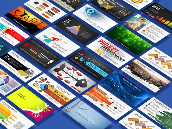 PoweredTemplate Silver Membership: Lifetime Subscription