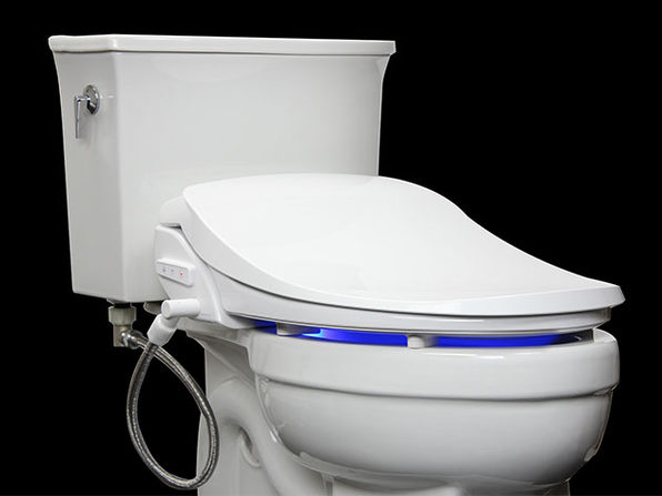 Alpha IX Hybrid Bidet Seat with Remote
