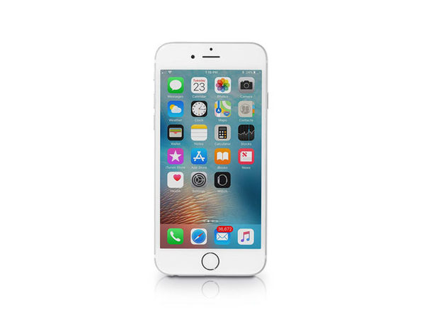 "Apple iPhone 6 4.7"" 64GB GSM Unlocked Silver (Certified Refurbished)"