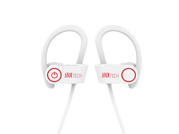 Jinx Bluetooth Earphones (White)