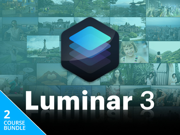 The Award-Winning Luminar 3 Software Bundle