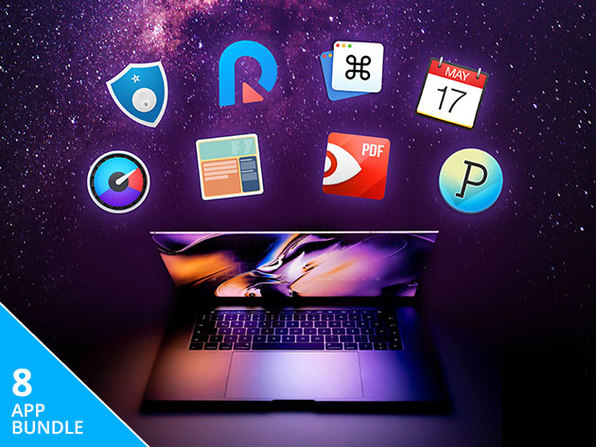 The Epic Mac Bundle Ft. Fantastical 2 & PDF Expert