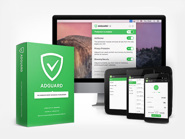 Adguard Premium: Lifetime Subscription