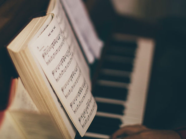 Practicing and Arranging Music with the Piano - Product Image