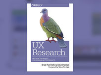 UX Research: Practical Techniques for Designing Better Products - Product Image