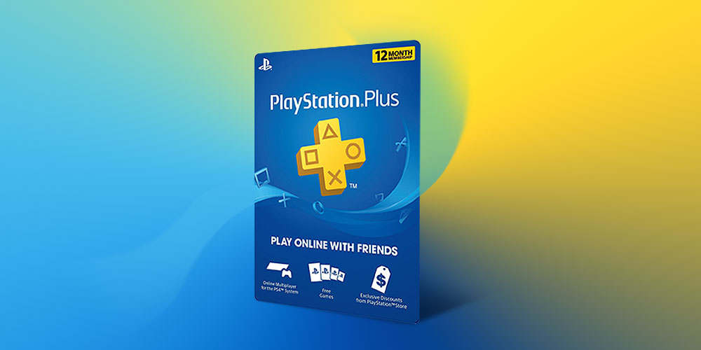 PlayStation Plus: 12-Month Subscription, on sale for $34.99 through 9/20 with code PLAYSTATIONVIP