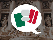 Italian Grammar Quick Guide: Verbs 1 - Product Image
