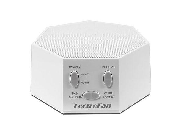 LectroFan High Fidelity White Noise Machine (White)