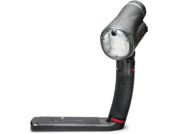 Sealife SL963 Sea Dragon Universal Flash with Flex-Connect Grip and Tray - Black