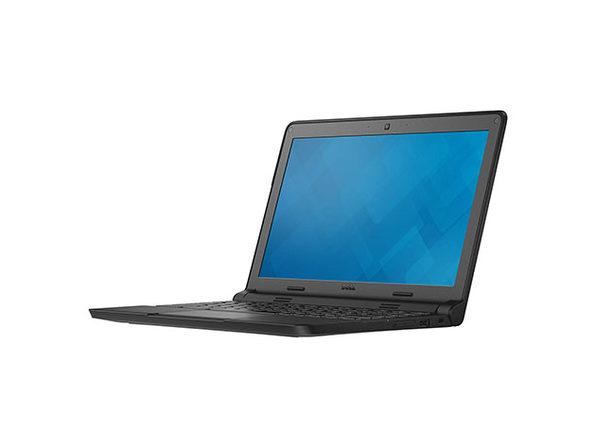 "Dell Chromebook 11 11.6"" 16GB - Grey (Certified Refurbished)"