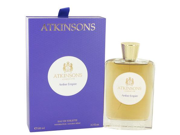 Amber Empire by Atkinsons Eau De Toilette Spray 3.3 oz for Women - Product Image