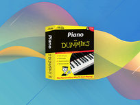 eMedia Piano For Dummies® - Product Image