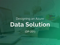 Designing an Azure Data Solution (DP-201) Practice Exams - Product Image