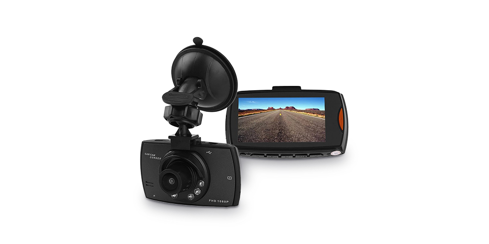 1080p HD DVR Dash Cam, on sale for $21.24 when you use coupon code SAVE15NOV at checkout
