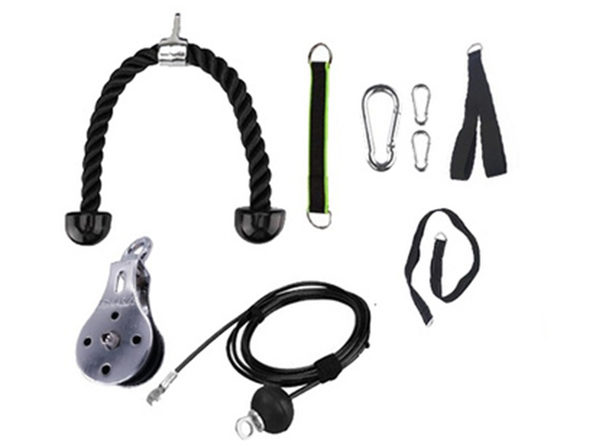 Weight Lifting Home Gym Set