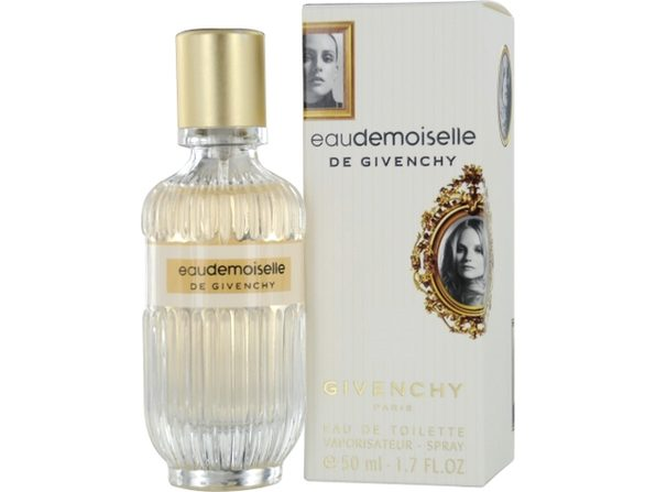 EAU DEMOISELLE DE GIVENCHY by Givenchy EDT SPRAY 1.7 OZ for WOMEN ---(Package Of 4) - Product Image